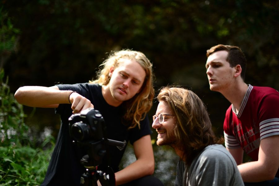 looking at the setup of the shot